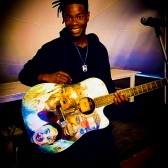 Takura Terry Guitar Faces Smile PSD Mod