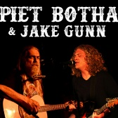 Piet Botha and Jake Gunn